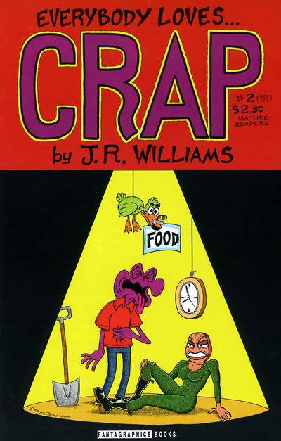 Crap, by J.R. Williams