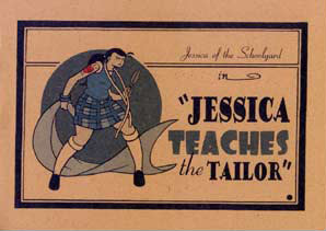 Jessica of the Schoolyard, by Karl Wills