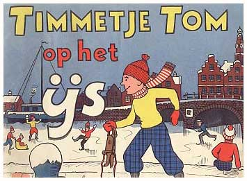 Timmetje Tom, by Cees Woltman