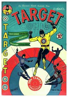 Target, by Bob Wood