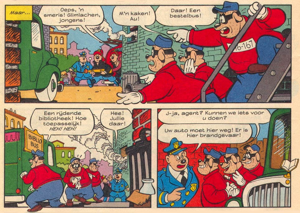 Beagle Boys by Xavi