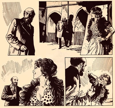 from Horror, by Sergio Zaniboni (1971)