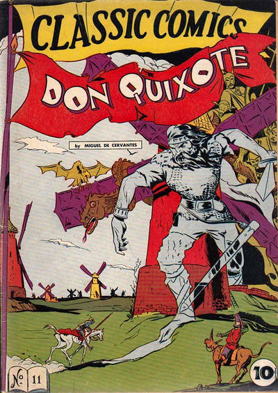 Don Quixote, by Louis Zansky