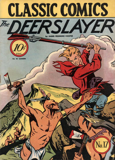 Deerslayer, by Louis Zansky