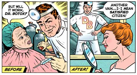 Dr. Botox, by Mark Zingarelli