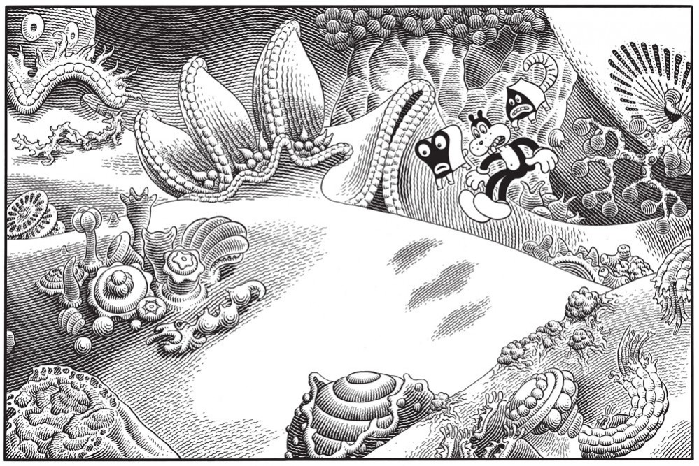 Jim  Woodring