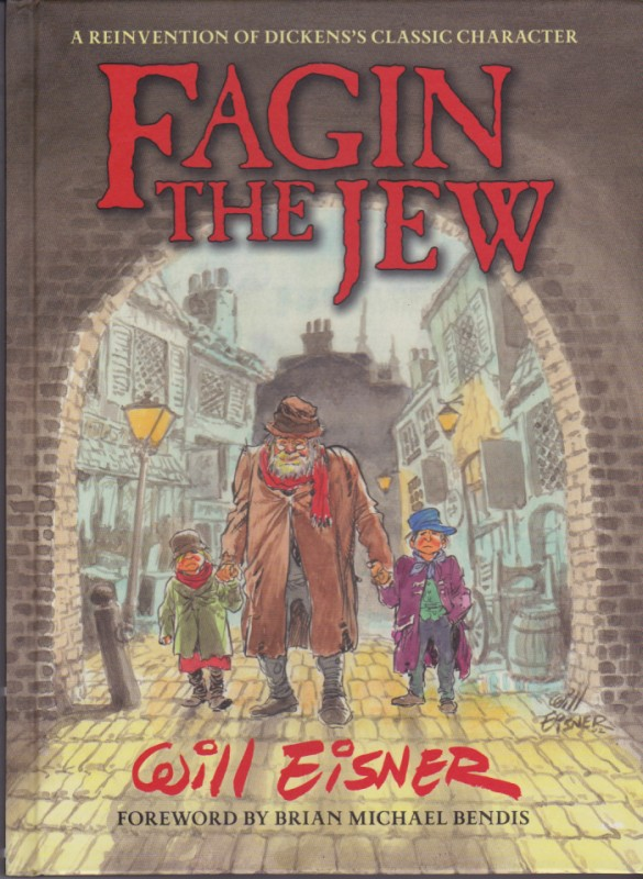 an examination of the character of fagin the jew in charles dickens oliver twist Fagin , a character in oliver twist  a character in oliver twist dan fagin ronald fagin  the musical is based upon the novel oliver twist by charles dickens.
