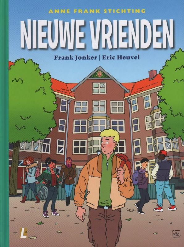Nieuwe Vrienden Nieuwe Vrienden Comic Book Hc By Eric