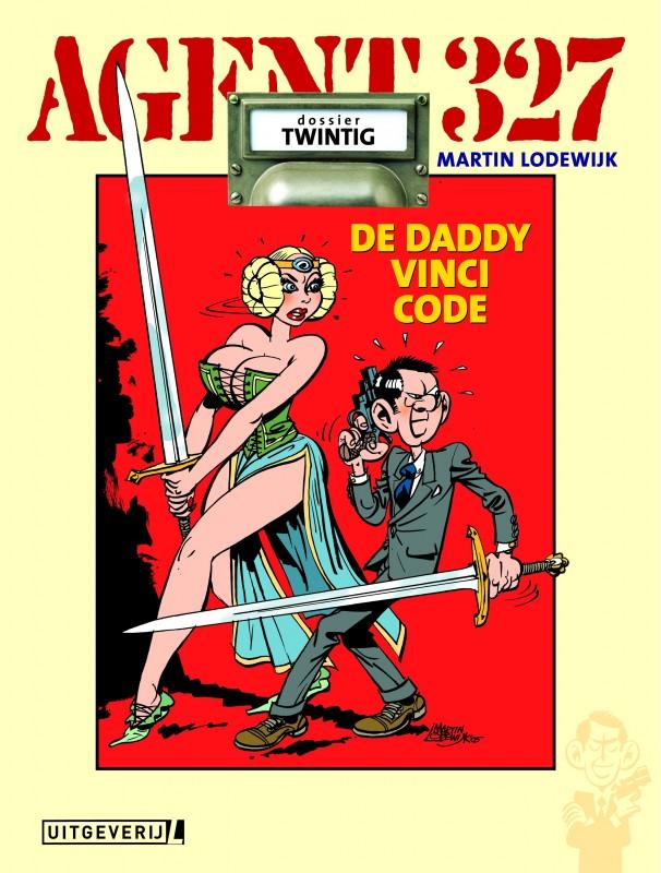 De Daddy Vinci Code - Agent 327 Strip hc by Martin ...