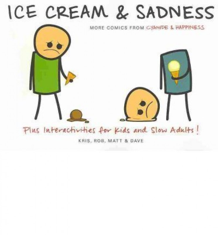 Cyanide And Happiness Book