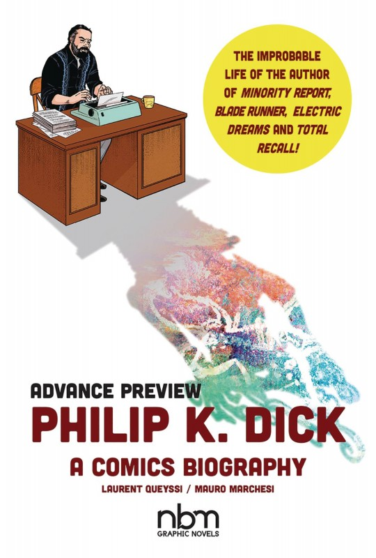 Philip K  Dick Philip K  Dick by Marchesi, Mauro/Queyssi, Laurent