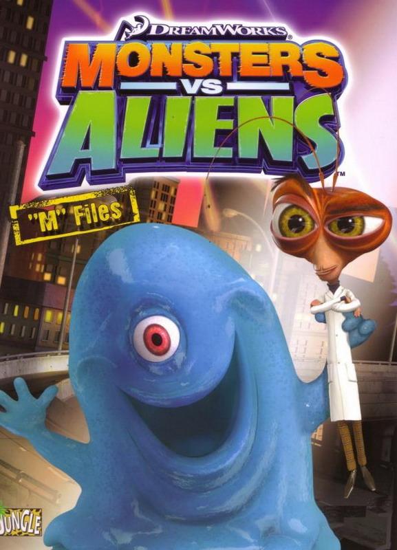 Monsters Vs Aliens 2