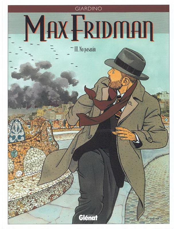 comic max fridman