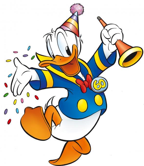 Donald Duck Al 60 Jaar Een Vrolijk Weekblad Lambiek