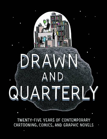 25 Years of Contemporary Cartoon, Comic & Graphic Novel