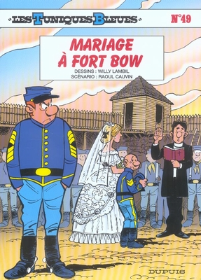 49 Mariage  Fort Bow
