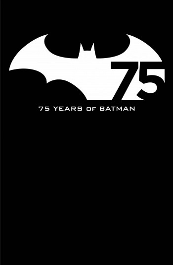 75 Years of Batman Trade Paperback Collection