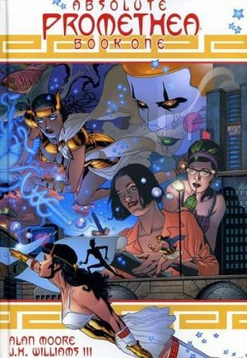 Absolute Promethea book one