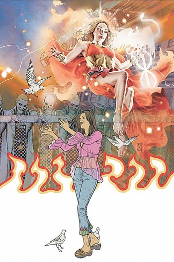Absolute Promethea book three