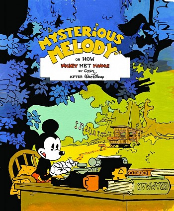 A Mysterious Melody - Or how Mickey met Minnie