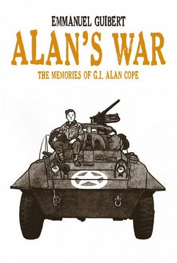 Alan's War - The Memories Of G.I. Allan Cope