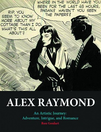 Alex Raymond - An Artistic Journey