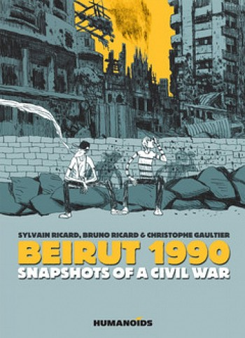 Beirut 1990 - Snapshots of a Civil War