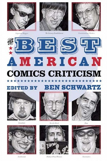 Best american comics criticism