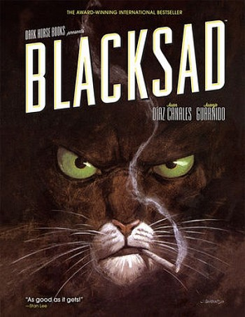 Blacksad Hardcover