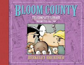 Bloom County the Complete Library volume 5 1987-1989