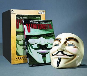 Book and Mask Set