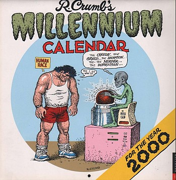 Calendar for the year 2000