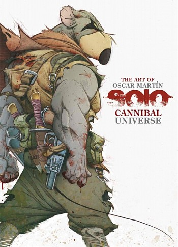 Cannibal Universe - Artbook