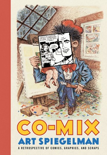 Co-mix - A retrospective of comics, graphics, and scraps
