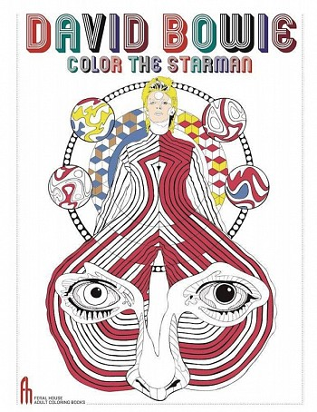 Color the Starman