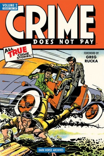 Crime does not Pay volume 2 issues 26-29 All True Crime Stories