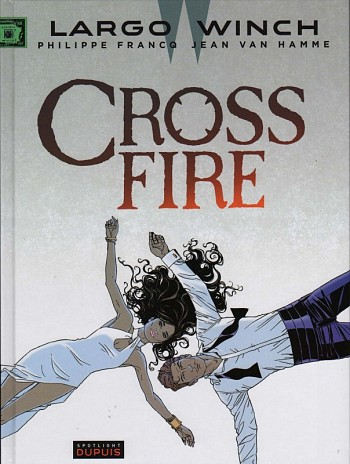 Cross Fire (oversized editie)