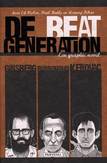 De Beat Generation - Een graphic novel