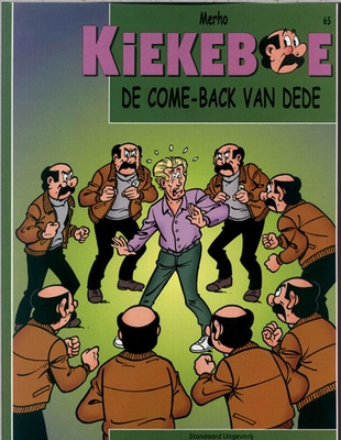 De Come-Back Van Dede (Zie Isbn 9789002242526)