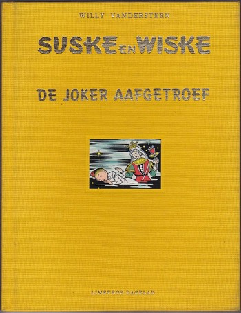 De Joker Aafgetroef