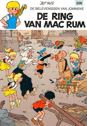 De Ring Van Mac Rum