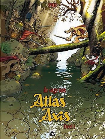 De Saga van Atlas & Axis