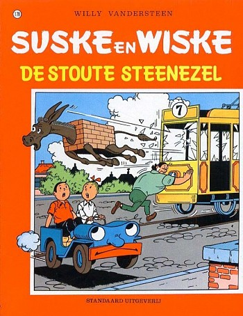 De Stoute Steenezel (Oude Cover)
