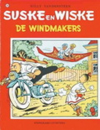 De Windmakers (Oude Cover)
