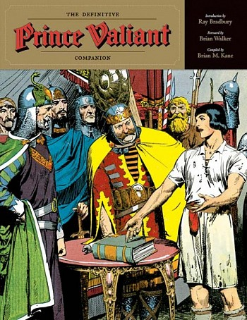 Definitive prince valiant
