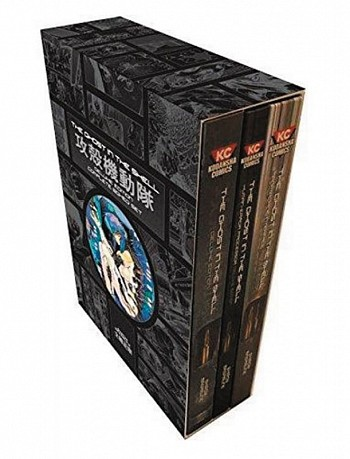 Deluxe edition complete boxed set
