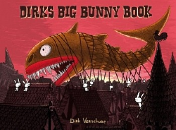 Dirks big bunny book (English edition)