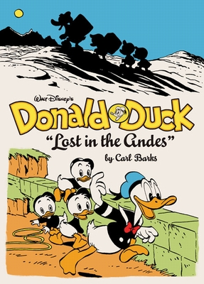 Donald Duck - Lost In The Andes