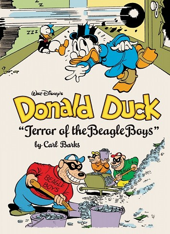 Donald Duck - Terror of the Beagle Boys