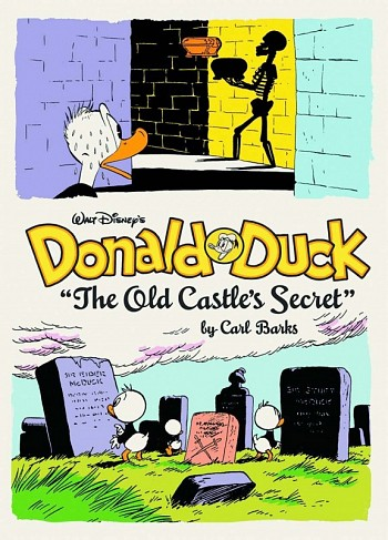 Donald Duck - The Old Castle's Secret
